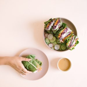 Cleansing Collard Green Roll-Ups